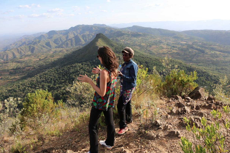 Trekking por el Rift